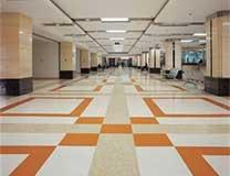 PVC商业地板