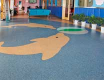 PVC塑胶地板
